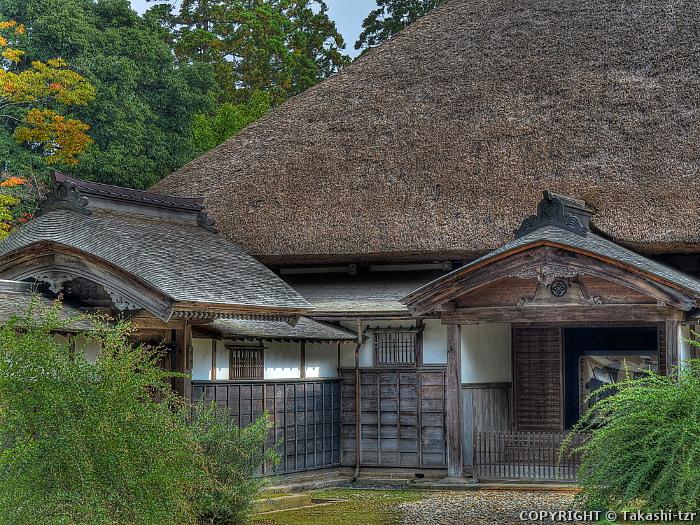 旧長谷川家住宅