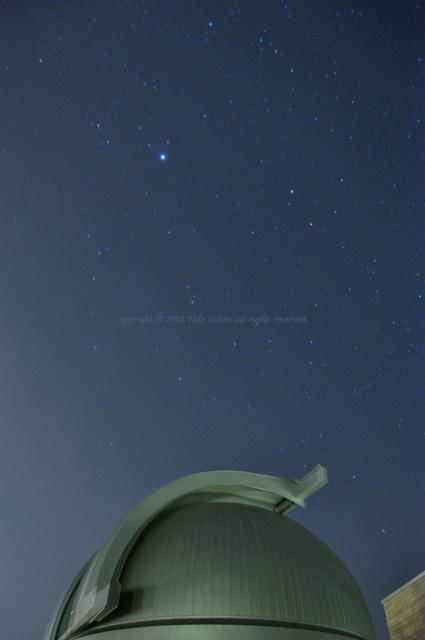 2012・8ペルセウス流星群