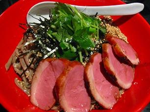肉汁や@鴨つけ麺