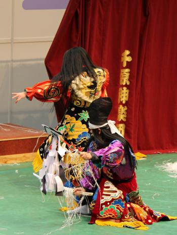 千原神楽団 滝夜叉姫5