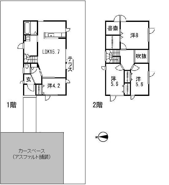 屯田モデル 配置図