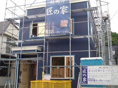 清田区N様邸110811
