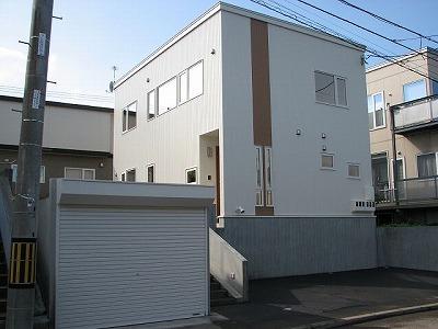 清田区S様邸111006