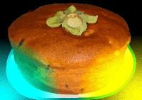 柿のパウンドケーキ
