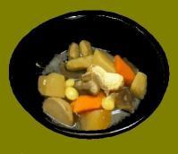 野菜の煮物
