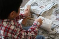 2010  石膏彫刻 030_R
