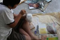 2010  石膏彫刻 073_R