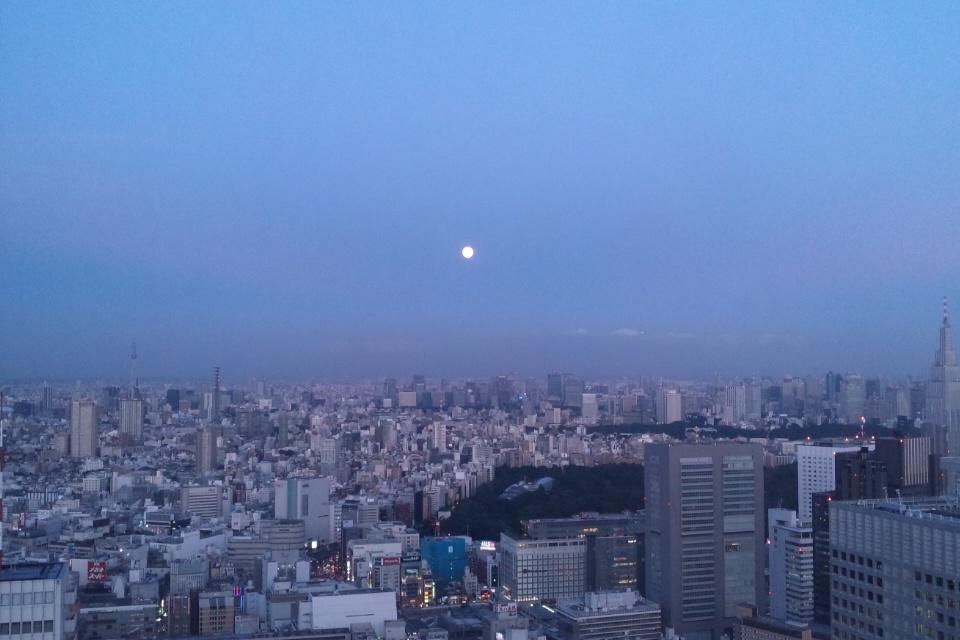 2011年9月12日中秋の名月=魚座満月