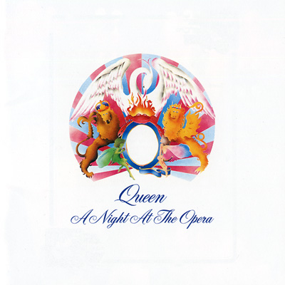 オペラ座の夜(A Night at the Opera)/QUEEN