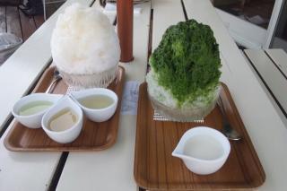 鵠沼海岸~『埜庵(のあん)』のかき氷