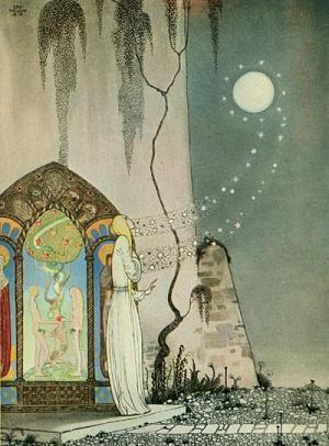太陽の東 月の西(カイ・ニールセン挿絵)