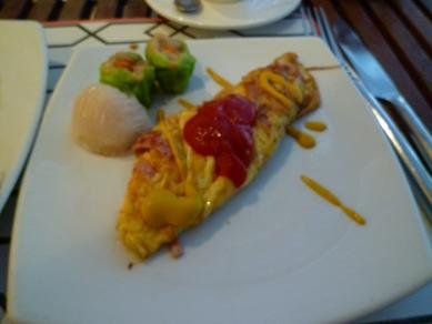 タイ朝食2