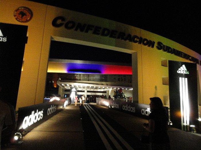 南米サッカー連盟