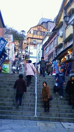 伊香保の階段
