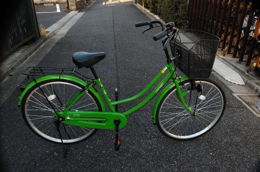 自家塗装系自転車 ...