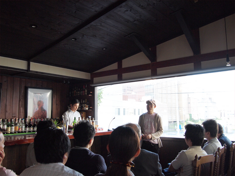 Akita Farmers Cafe 1