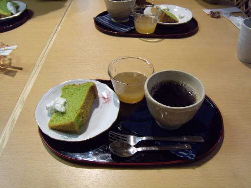 ブログ用 デザート レストランひだまり 013