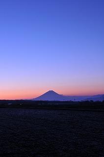大規模田園より富士 2014 1119 (5)