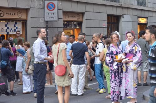 STK 2830 convert 20130728013444 - ミラノ中心地に日本食テイクアウト店「MUSUBI」オープン