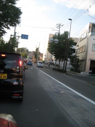 御前田交差点改良 22.7.28 2