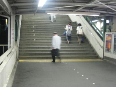 長津田駅南口エレベーターの件 22.8.13
