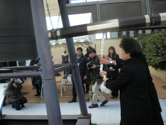 追悼式・山形県知事
