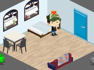 ティーグの部屋