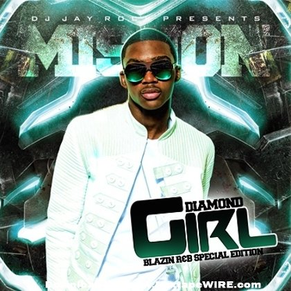 Mishon Diamond Girl DJ-Jay-Rock