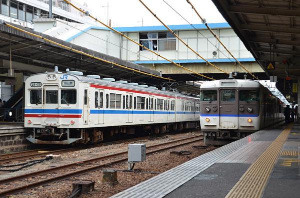 105系電車(広島)