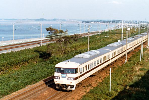 117系電車(国鉄時代)