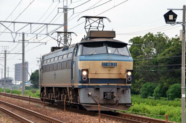 EF66 33 (2088レ)