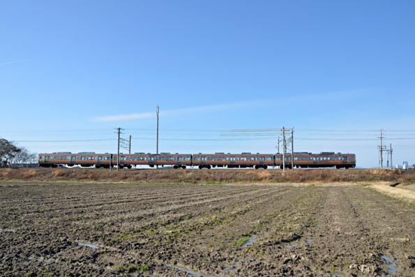 3195F 311系電車 (20130203)