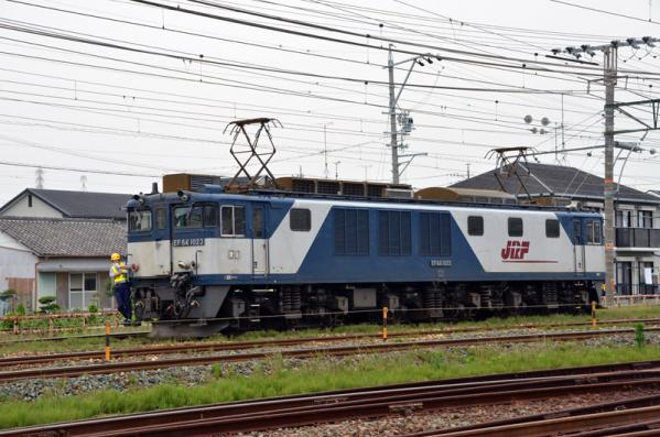 EF64 1023