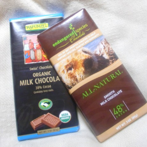 チョコ2種