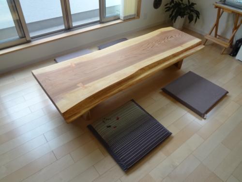 テーブル10