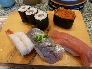 回転寿司2013年7月2