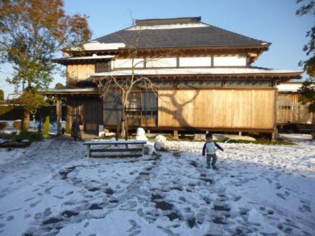 1月15日の大雪