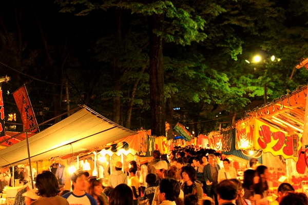 暗闇祭り1