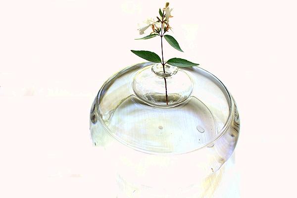 フローティングガラス