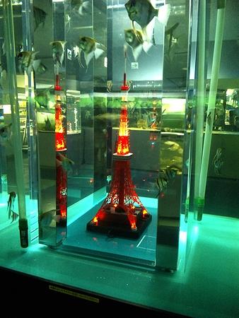 東京タワーオブジェ