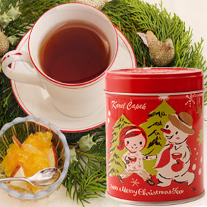 Merry Christmas tea