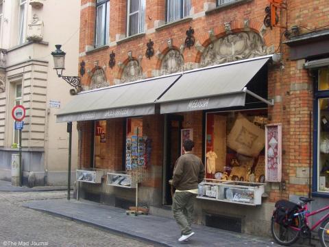 Lace shop