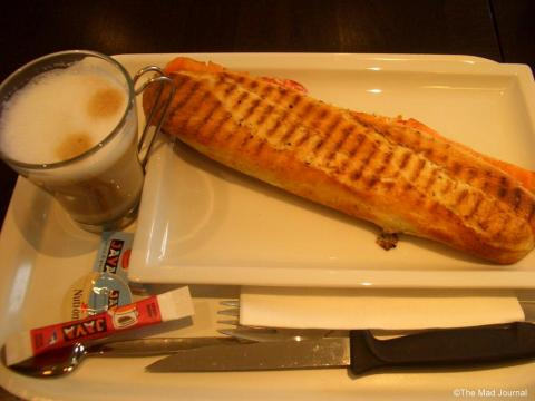 panos sandwich