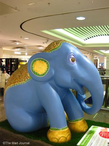 badge elephant