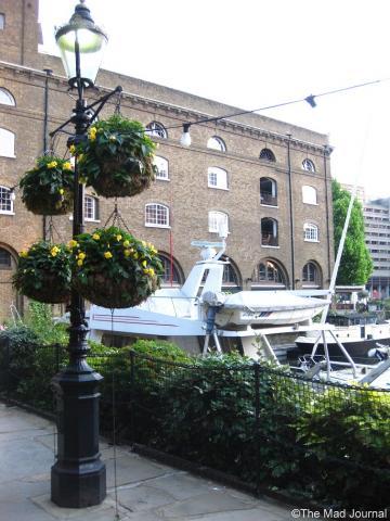 Katherine dock
