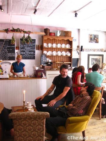 Vintage emporium cafe