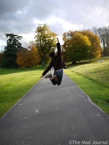 2010 new year jump!