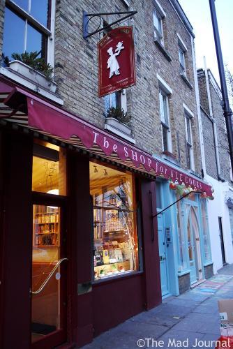 Cook book shop