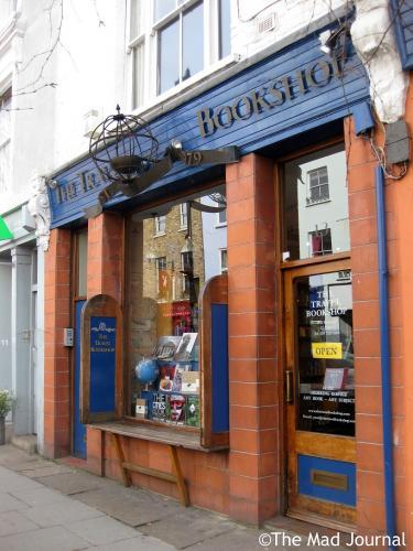 travel book shop