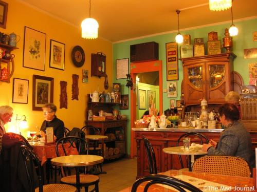vintage inside